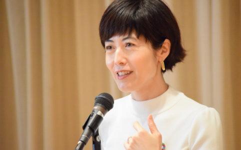 WRCJ・小島慶子さん講演会
