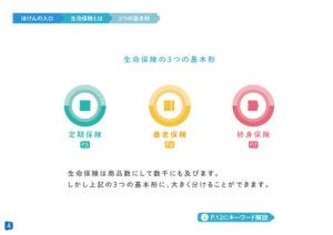 生命保険の解説本 スタジオ・ボウズ